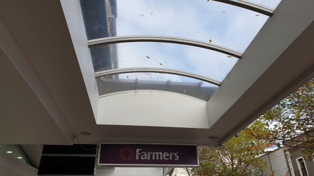 Farmers Dunedin Cleaning Programme